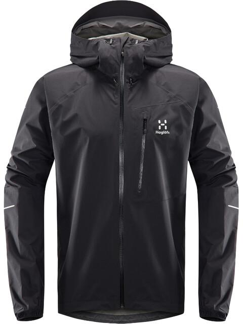 Haglöfs M's L.I.M III Jacket True Black